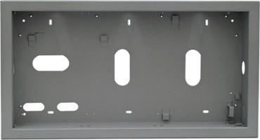 GUARD süllyesztett szerelőkeret 3-es, SZK3, 4FF 062 13