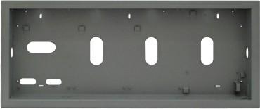 GUARD süllyesztett szerelőkeret 4-es, SZK4, 4FF 062 14